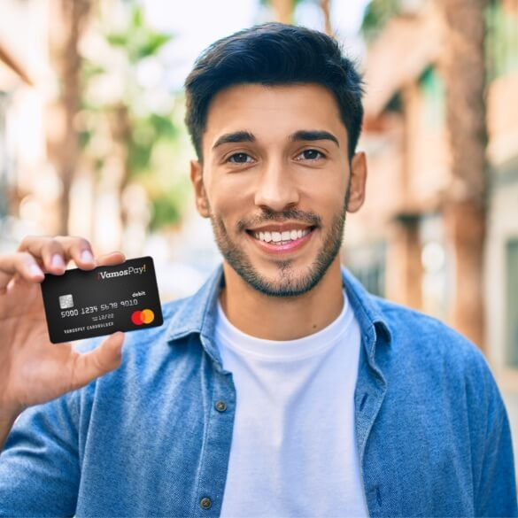 Vamos Pay Prepaid Card Direct Deposit Feature Image